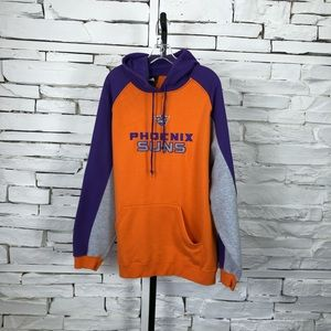Adidas Phoenix Suns Pull Over Hoodie Large 2138